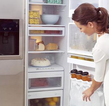 Как ухаживать за холодильником?