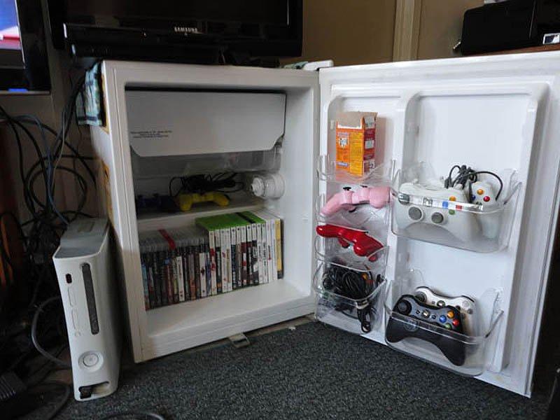 Холодильники не для продуктов