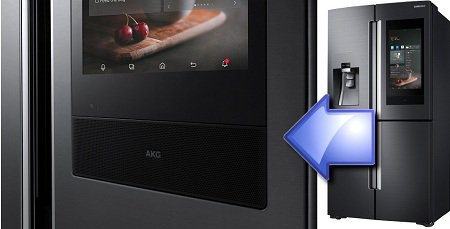CES 2018: Samsung предложит пользователям холодильник с качественной акустикой