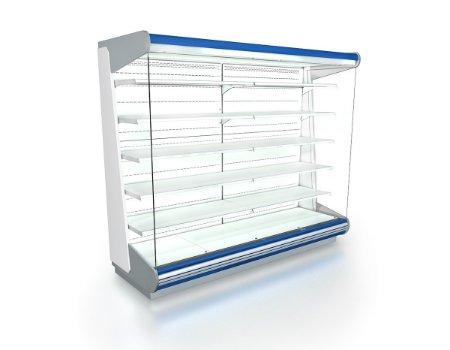 Новые витрины «Галатея»: комфорт для продавцов и покупателей