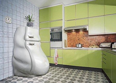 Течет холодильник – что делать?