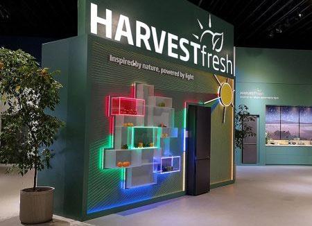Холодильники Beko с технологией HARVESTfresh™