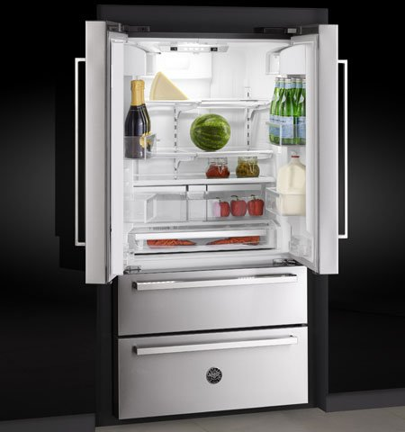 Многокамерный холодильник Bertazzoni Heritage