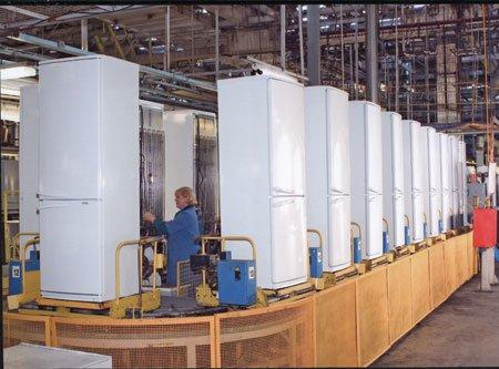 «Бирюса» остаётся крупнейшим российским производителем холодильников