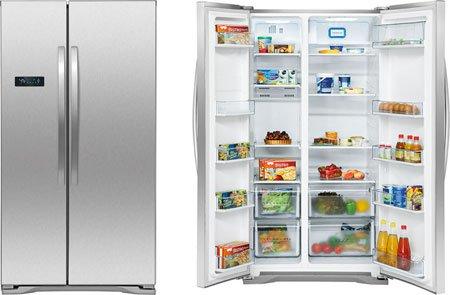 Bomann: большой холодильник Side by Side с передовыми технологиями холода