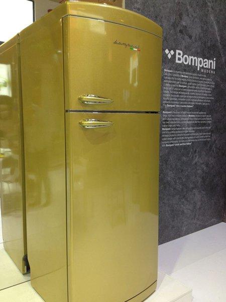 Холодильники Bompani на выставке Cersaie Fair