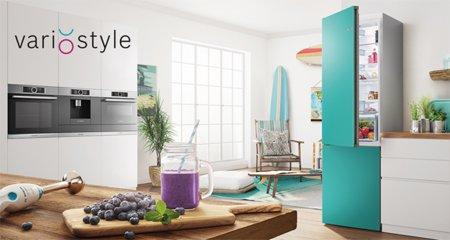 Bosch представит новый холодильник Vaio Style на Eurocucina