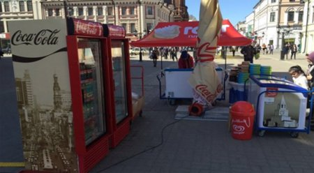 Холодильники на улице: размещение без дополнительных процедур
