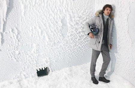 Перед покупкой зимней одежды зайдите в холодильник