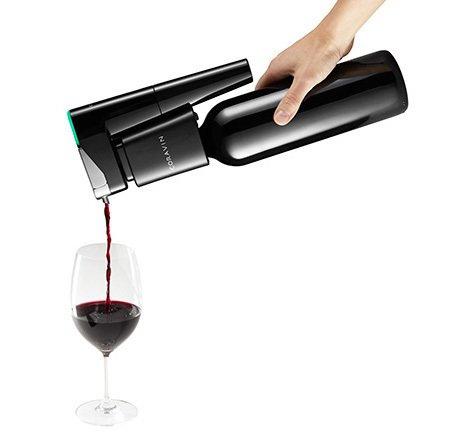 На CES 2018 представили умную открывашку для вина Coravin Model Eleven