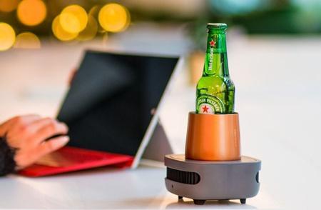 CupCooler | Instant | охладит напитки до нужной температуры