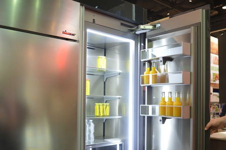Холодильники Dacor сочетают в себе дизайн класса Люкс и энергоэффективность