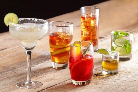 Температура и правила подачи прохладительных напитков