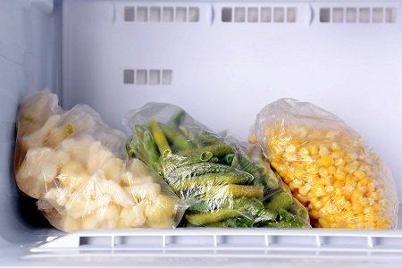 Есть ли польза от замороженных овощей?