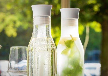 Графин Avenue's Flow - красивое решение для сохранения напитков прохладными