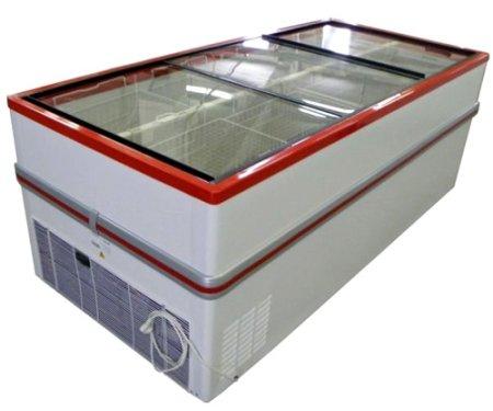 Эко-1 предлагает новые холодильно-морозильные бонеты