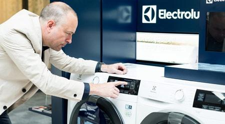 Electrolux внедряет цифровой опыт в свои стратегии дизайна