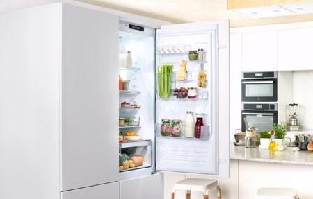 Настраиваемое пространство нового холодильника Electrolux