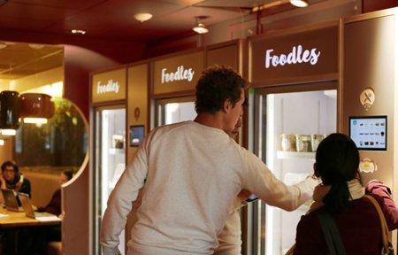 Холодильник Foodles для офиса
