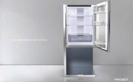 FRIDSET – дизайн, меняющий стереотипы
