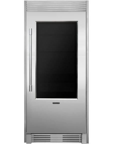 Frigidaire Professional представил свой первый холодильник со стеклянной дверью на KBIS 2017