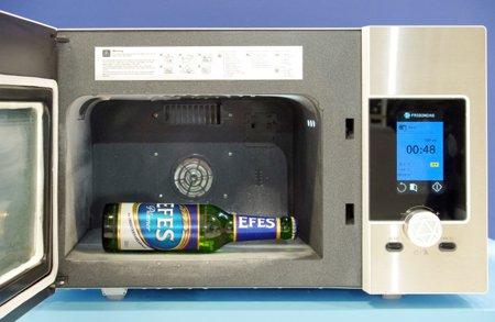 Frigondas - морозилка, дефростер и микроволновая печь