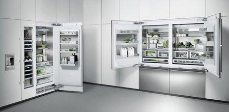 Новая серия встраиваемой холодильной техники Gaggenau Vario cooling 400
