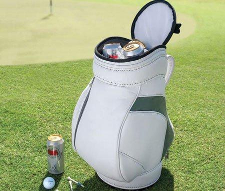 Стильный кулер для любителей гольфа