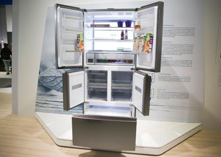 IFA 2017: Haier создал пятидверный холодильник