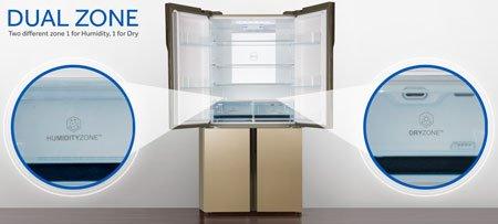 Haier выпускает новый многодверный холодильник