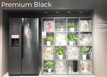 Hisense представляет новую коллекцию холодильников на IFA 2018