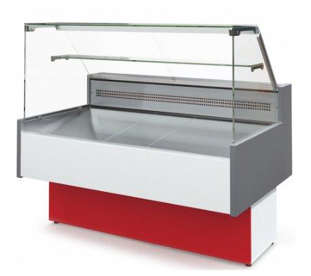 Новая холодильная витрина Таир Cube