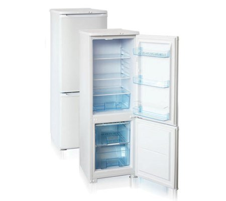 Российская компания «Бирюса» представила новый холодильник