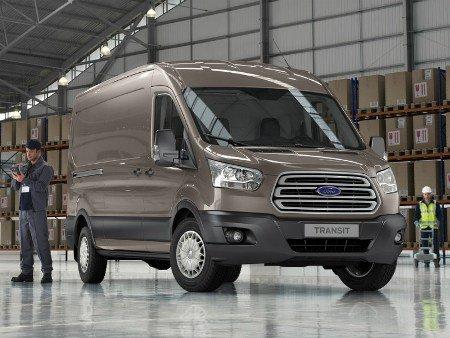 Ford выпустит мобильный холодильник на базе фургона Transit