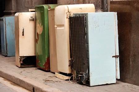 Холодильники исчезнут со свалки