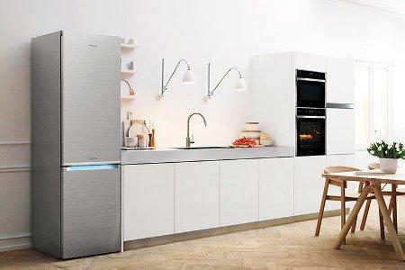 Новые холодильники Samsung с технологией SpaceMax