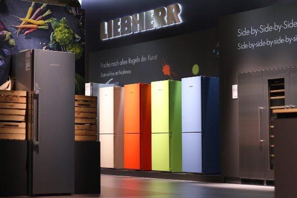 Холодильники LIEBHERR на выставке IFA 2018