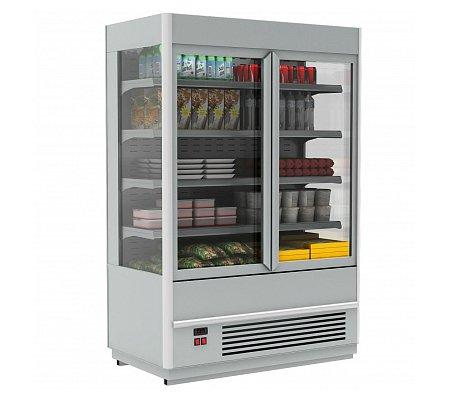 Завод «Полюс» выпускает новые холодильные горки Carboma