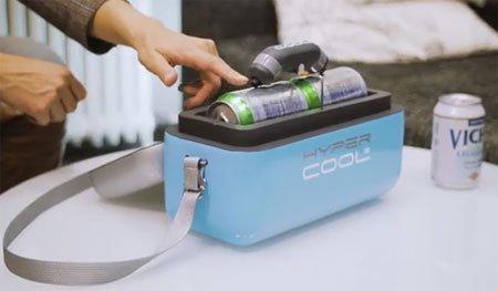 HyperСool: охладить за 60 секунд