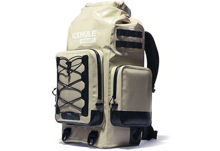 Кулер-рюкзак со 100% влагозащитой