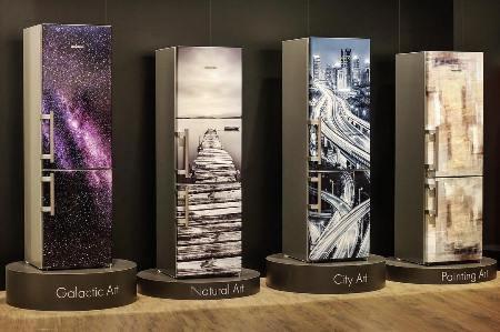 IFA 2017: Liebherr представила холодильники из серии CoolVision