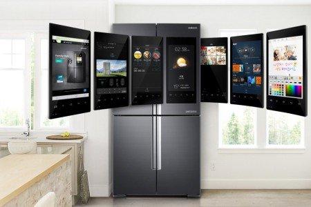IFA 2017: Холодильники Samsung реагируют на голос пользователя