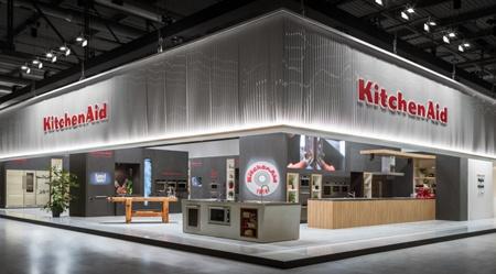 Новое холодильное оборудование KitchenAid
