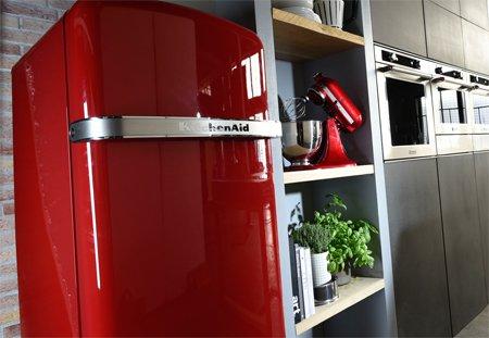 Новый холодильник KitchenAid Iconic Fridge