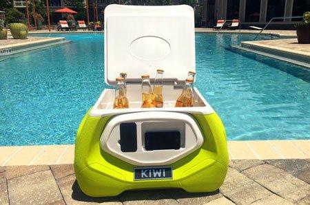 Мобильные холодильники Kiwi Cooler пройдут по любому ландшафту