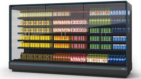 Холодильная витрина kMultideck RPC с престижной наградой