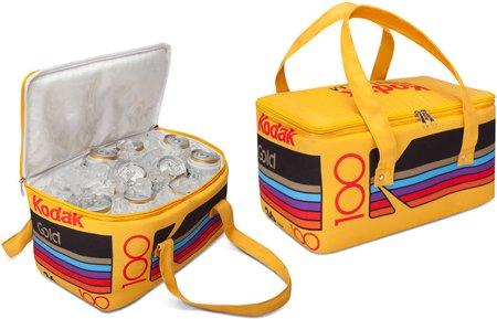 Kodak Cooler: мобильный холодильник в ретро-стиле