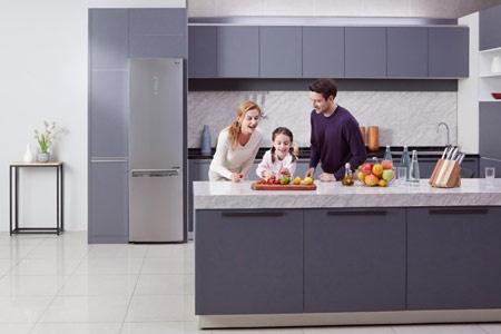 Холодильник LG CENTUM SYSTEM будет представлен на IFA 2018
