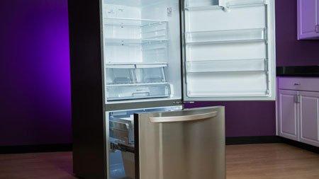 Обновлённый холодильник LG LDCS24223S