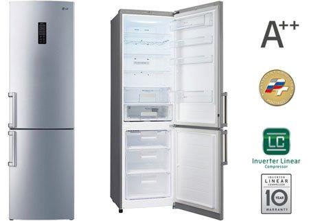 Ростест подтвердил высокую энергоэффективность холодильников LG